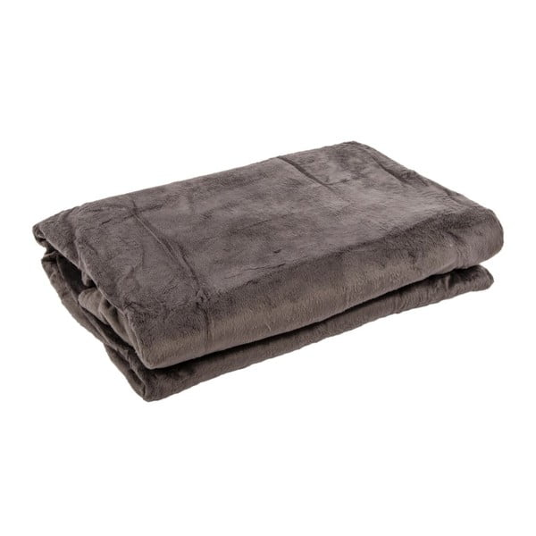 Pled Supersoft Grey, 130x170 cm
