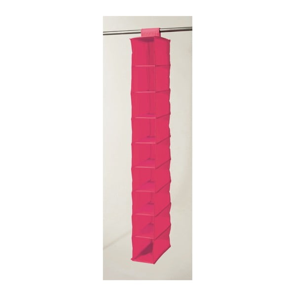 Organizer materiałowy Compactor Garment Hot Pink 9 Rack