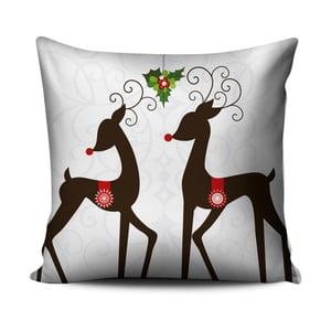 Poszewka na poduszkę Christmas V39, 45x45 cm