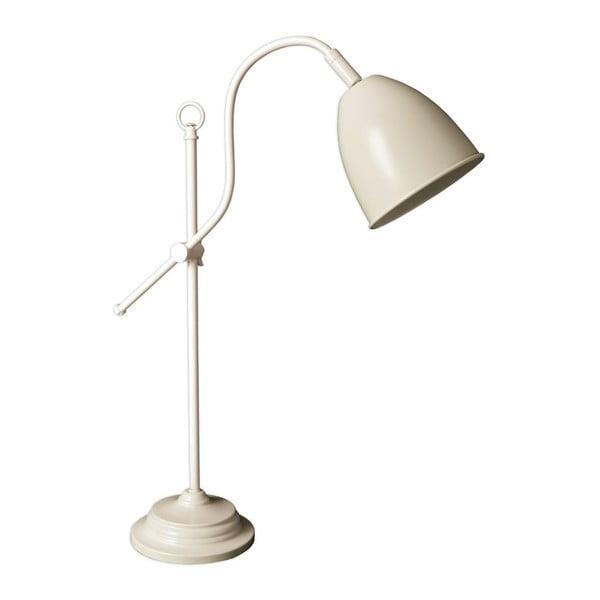 Lampa stołowa Listera White