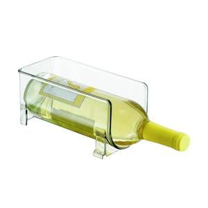 Stojak na wino Clarity, 20x10 cm