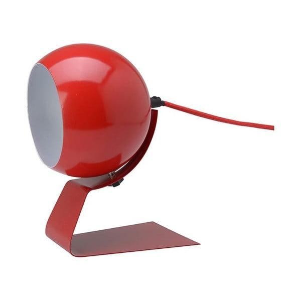 Czerwona lampa stołowa Red Cartel Cameron