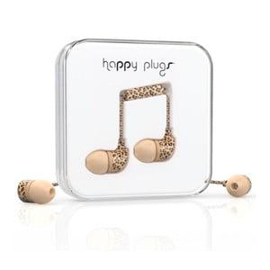 Słuchawki dokanałowe Happy Plugs Leopard
