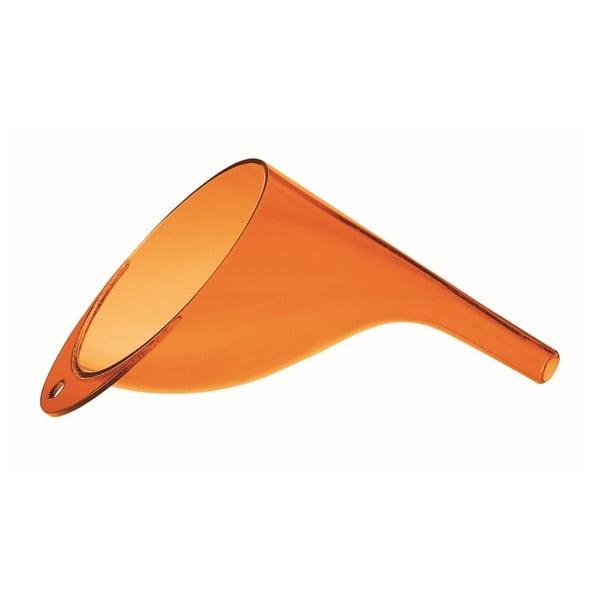 Pomarańczowy lejek Fratelli Guzzini Latina