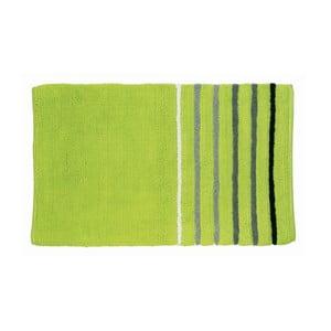 Dywanik łazienkowy Ladessa, zielony, 50x80 cm