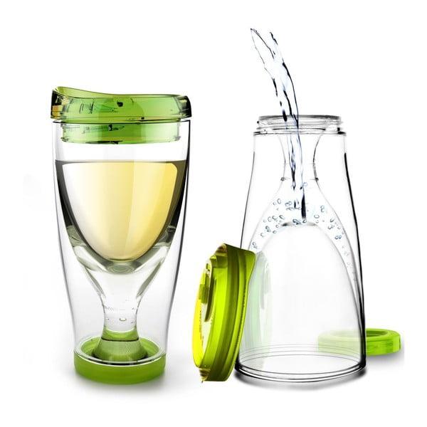 Termos Ice Vino 2GO, zielony