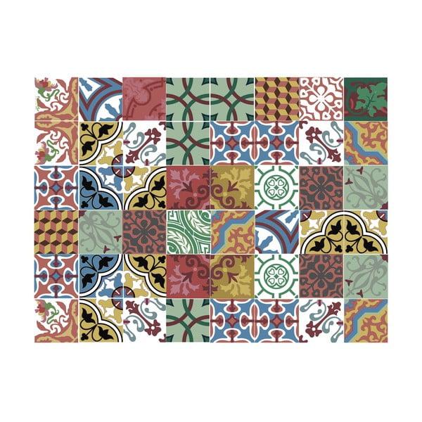 Winylowy dywan Mosaico Collage , 133x200 cm
