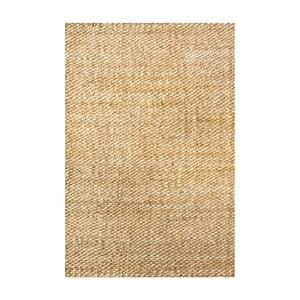 Dywan tkany ręcznie nuLOOM Fluffy Natural, 120x183 cm