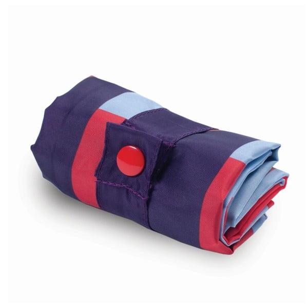 Składana torba na zakupy LOQI Stripes