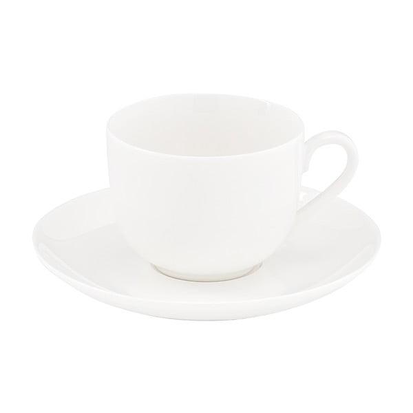 Zestaw do herbaty Krauff White, 12 szt.