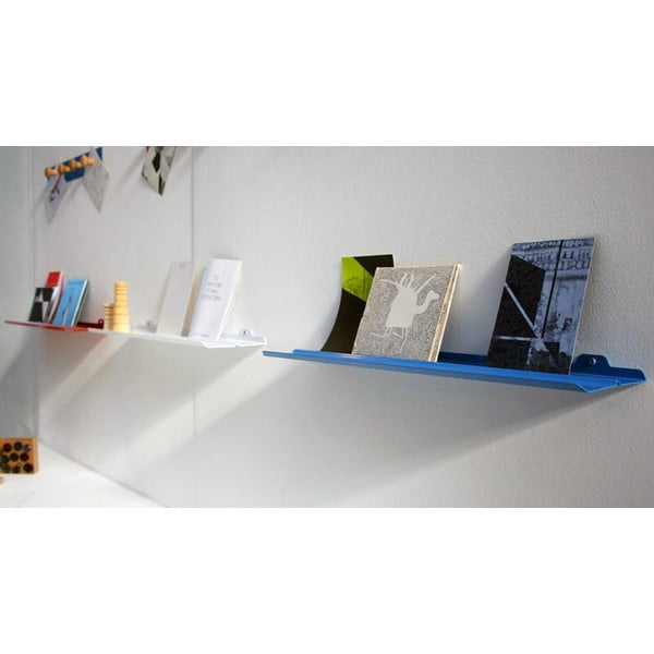 Półka ścienna Tab Shelf by Phil Procter, granatowa