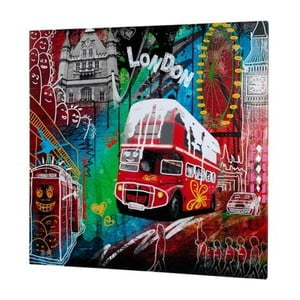 Obraz Doubledecker Graffiti