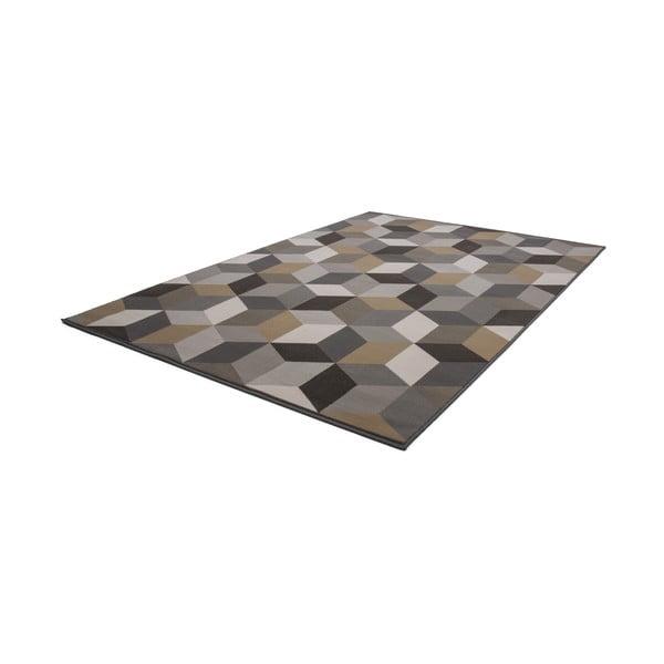 Brązowy dywan Kayoom Stella 600, 160x230 cm