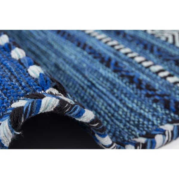 Dywan Native 325 Blue, 80x150 cm