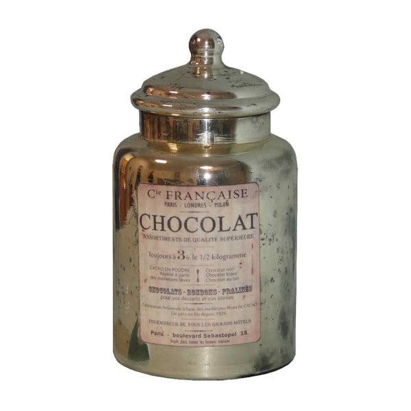 Szklany pojemnik Chocolat Paris