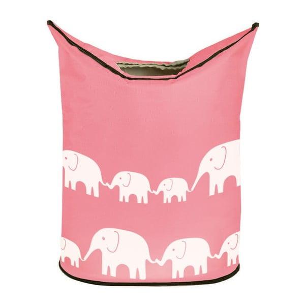 Kosz na bieliznę Elephant Family
