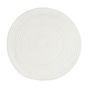 Mata stołowa Round White