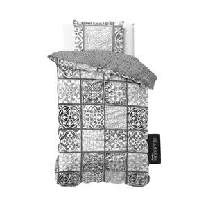 Szara pościel bawełniana Dreamhouse Alhambra, 140x220/260cm