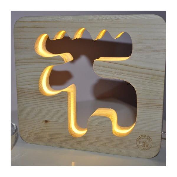 Lampka dziecięca Creative Gifts Elk