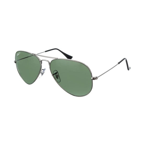 Okulary przeciwsłoneczne Ray-Ban 3026 Green 58 mm
