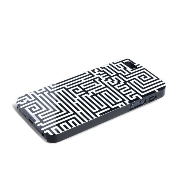 Etui na telefon iPhone 4/4S Labyrinth