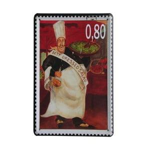 Tablica Stamp Chef II, 15x21 cm