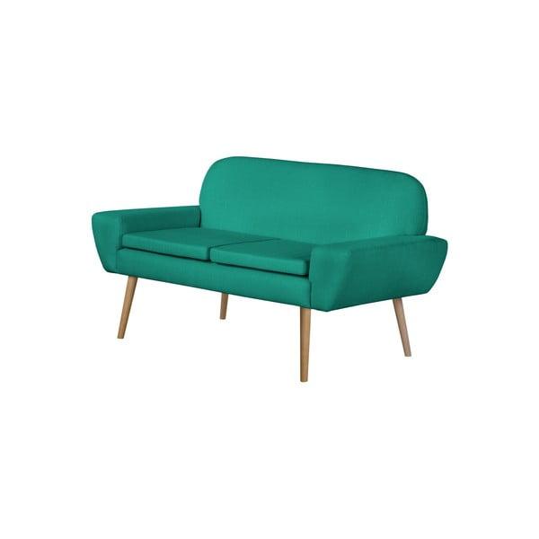 Sofa Dessau, niebieska