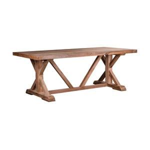 Stół z drewna tekowego House Nordic Malaga