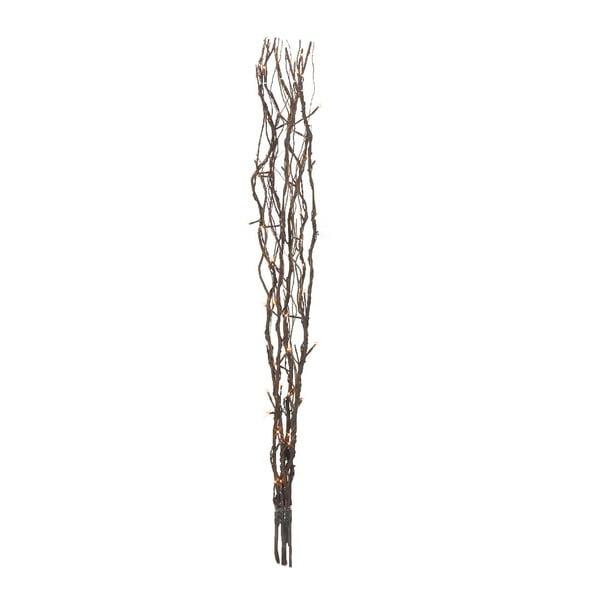 Świecąca dekoracja LED Willow 60 Brown