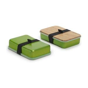 Zielony pojemnik obiadowy Black Blum