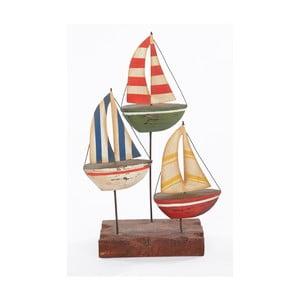 Dekoracja Artesania Esteban Ferrer Sailing Boats