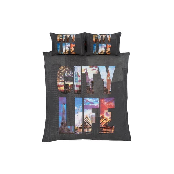 Pościel City Life, 135x200 cm
