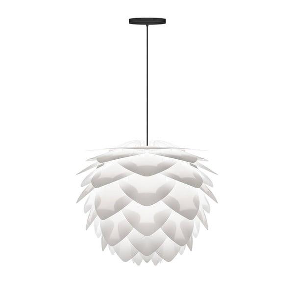 Biała lampa VITA Copenhagen Silvia, Ø50cm