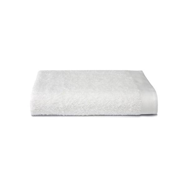 Biały ręcznik Ekkelboom, 70x140 cm