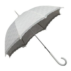 Parasol Ambiance Falconetti Elegance White