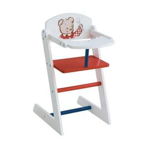 Krzesełko dla lalek Roba Dolls Teddy