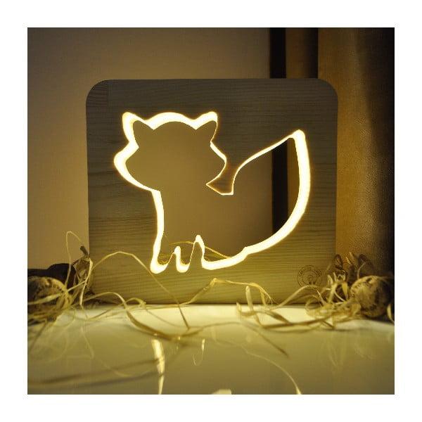 Lampka dziecięca Creative Gifts Fox