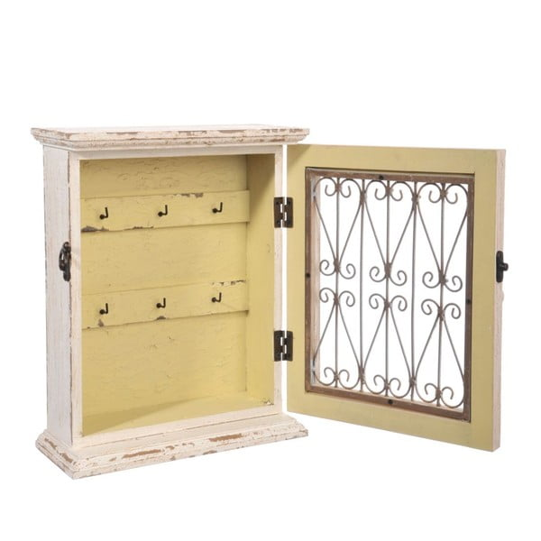 Szafka na klucze Cabinet Yellow
