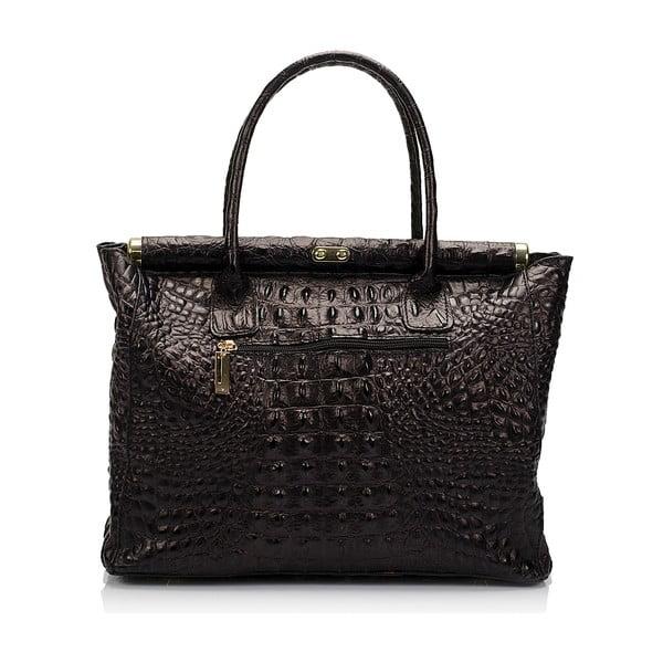 Czarna torebka skórzana Lisa Minardi Lantha