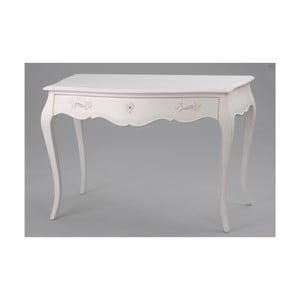 Stół z szufladą Amadeus, 110x55 cm
