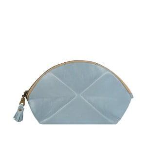Kopertówka/kosmetyczka Pyramid, błękitna