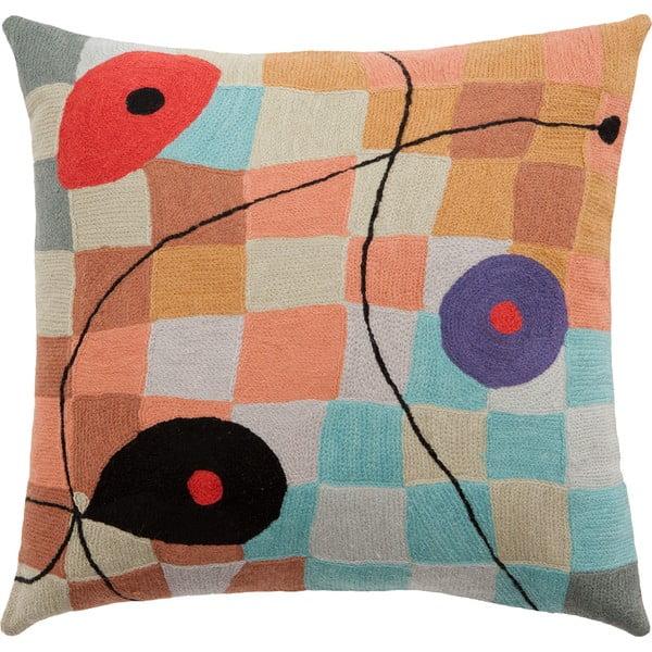 Poszewka na poduszkę Miro Clown, 45x45 cm