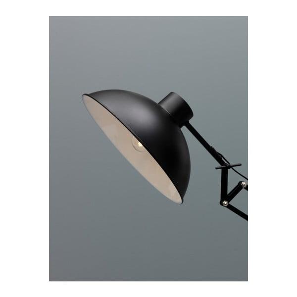 Czarna lampa stojąca Design Twist Isparta