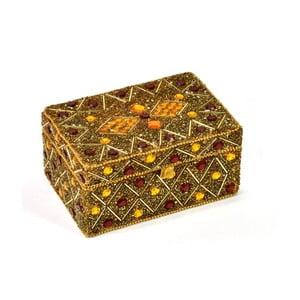 Bogato zdobiona szkatułka Daman