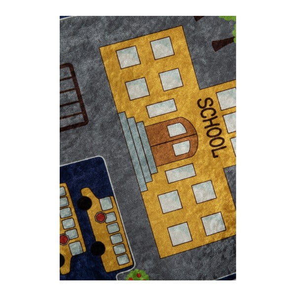 Dywan dla dzieci Small Town, 140x190 cm