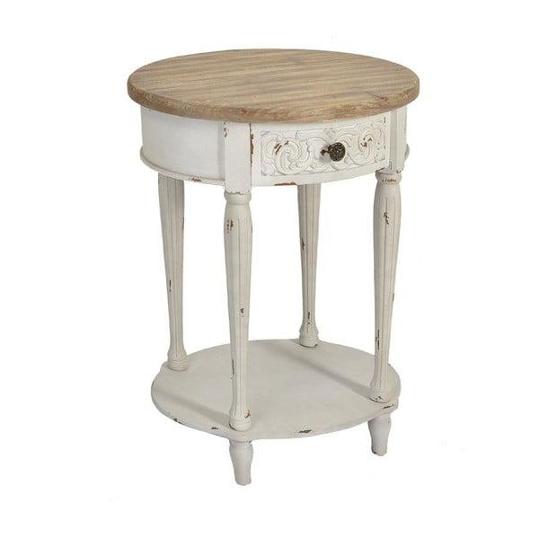 Stolik drewniany Ameli, 56x40x72 cm