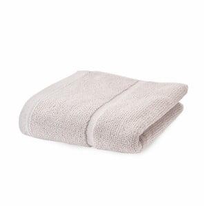 Piaskowy ręcznik Aquanova Adagio, 55x100cm