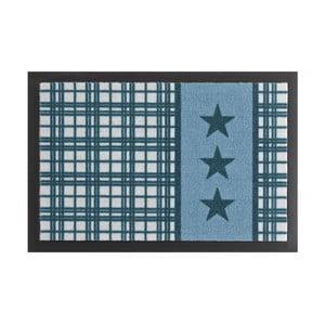 Wycieraczka Zala Living Star Plaid Printy Blue, 40x60 cm