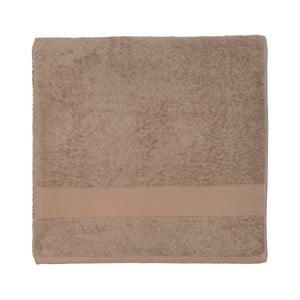 Beżowy ręcznik frotte Walra Frottier,90x170cm