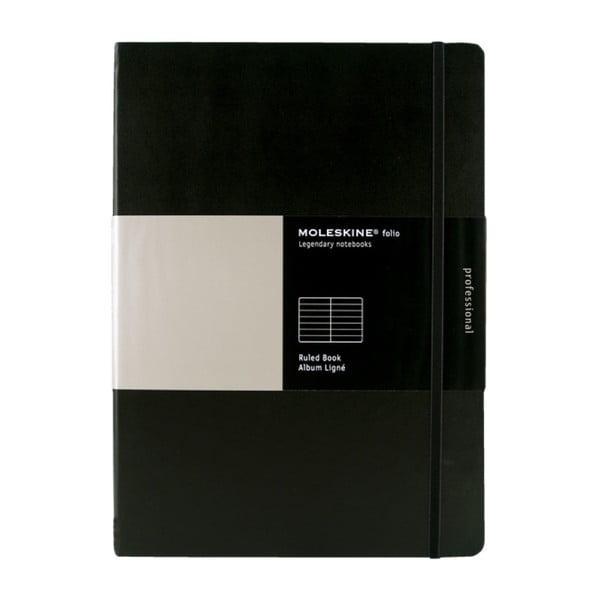 Notatnik Moleskine Folio, A4
